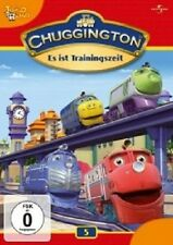 CHUGGINGTON VOL.5: ES IST TRAININGSZEIT -  DVD NEUWARE (REGIE: SARAH BALL)