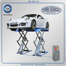 Twin Busch ® Double Scissors Lift 6600 lbs TW S3 - 19