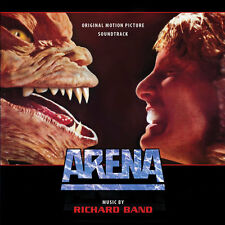 Arena - Complete Score - Limited Edition - Richard Band
