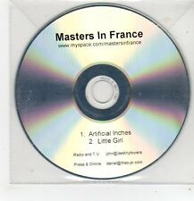 (FF577) Masters In France, Artificial Inches / Little Girl - DJ CD