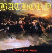Bathory - Blood Fire Death [New CD]