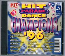 HIT MANIA PARADE  CHAMPIONS '96 CD F.C.