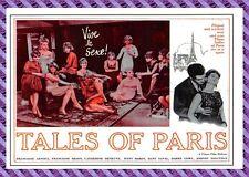 Carte Postale Affiche de Film - LES PARISIENNES