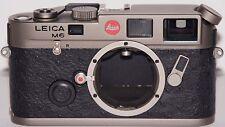 Leica ** New ** M6 Classic 0.72 rangefinder camera Titanium 10412