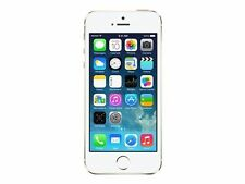"""Apple iPhone 5s - 16GB - Gold On """"3"""""""