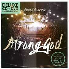 Strong God - Live - New Life Worship (CD/DVD, Limited Edition, 2013, Integrity)