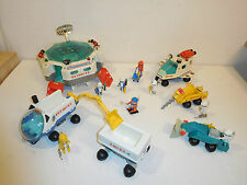 Playmobil 3536 playmospace playmo Space Station + 3534 + 3537+ 3559 + 3557