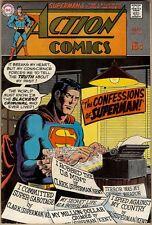 Action Comics #380 - VG/FN