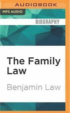 The Family Law by Benjamin Law (2016, MP3 CD, Unabridged)
