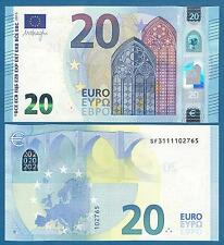 """EUROPEAN UNION 20 EURO 2015 """"SF"""" ITALY UNC P New, Low Shipping! Combine FREE!"""