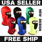 Motorcycle Cycling Full Face Mask lycra Mesh Cover Balaclava Sun UV Protection