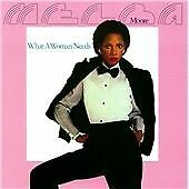 Melba Moore - What a Woman Needs   EXPANDED EDITION