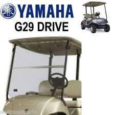 Yamaha G29 DRIVE Golf Cart Windshield TINTED (Free Shipping)