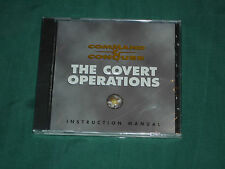 Command & Conquer: The Covert Operations  (PC, 1996) NEW & SEALED!