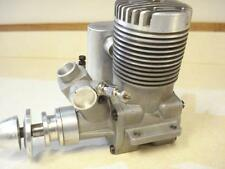 **MOKI ** 1.80 2-CYCLE GIANT SCALE R/C MODEL AIRPLANE ENGINE ** vg. cond!