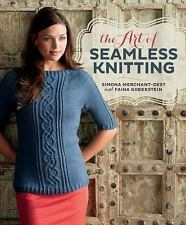 The Art of Seamless Knitting, Goberstein, Faina, Merchant-Dest, Simona, New Book