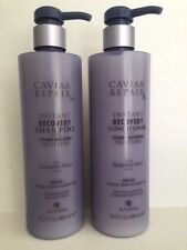 Set of Alterna Caviar RX Repair Shampoo/Conditioner 16  oz duo unisex