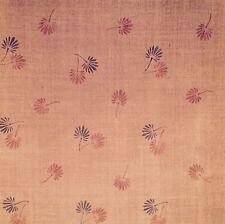 PINTURA STUDIOS Kyoto tussah silk hand block print  Remnant New