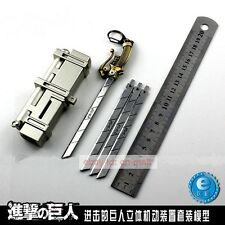 Attack on Titan Shingeki no Kyojin GIFT BOX 3D Vertial Maneuver Gear Model