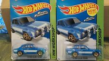 Hot Wheels Fast and Furious '70 Ford Escort RS1600 on US & Int. Cards