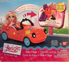 Locksies Cabriolet Surprise ~ Ride n' Style Car