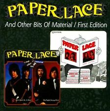 And Other Bits Of Material/First Edition * by Paper Lace (CD, Jun-2010, 2...
