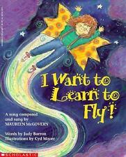 I Want to Learn to Fly, Barron, Judy, Good Book