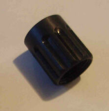 """HUGHES Fluted Thread Protector for 1/2""""-28tpi, 5/8"""" OD X 3/4"""" Long - EXTRA LONG"""