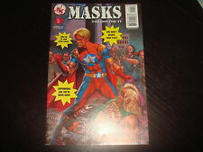 MASKS : TOO HOT FOR T.V. #1   One-Shot DC Wildstorm Comics 2003 NM