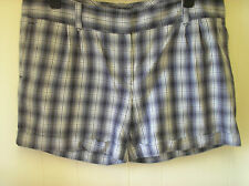 Trenery Australian designer shorts 100% Cotton size 18 - great condition