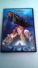 """DVD """"ATLANTIS EL IMPERIO PERDIDO"""" WALT DISNEY"""