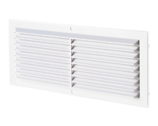 Air Vent Grille Cover 170x80mm WHITE Ventilation Grill Vent  (MV 80-1s)