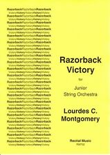 Montgomery: Razorback Victory for Junior String Orchestra RM702