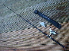 AIHUA Fishing Rod,2.95m/9.6ft,7 sections rod with RN150 reel.