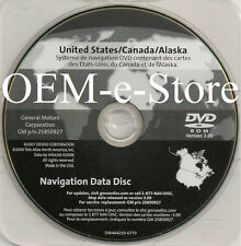 Only 2008 2009 2010 Hummer H2 SUT Sport Navigation OEM DVD Map U.S Canada Disc