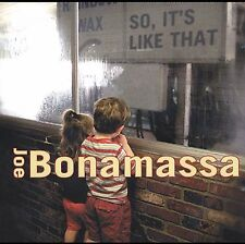 Joe Bonamassa - So It's Like That [New CD]