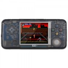 REVO k101 Plus Black Crystal Portatile Palmare Gameboy Advance Console UK