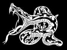 high detail airbrush stencil large snake FREE UK  POSTAGE
