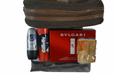 BVLGARI/BULGARI MEN'S AMENITY KIT EMIRATES AIRLINES BUSINESS CLASS