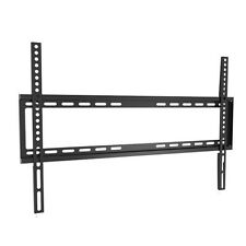 "TV WALL MOUNT FIXED BRACKET 32"" - 70"" PLASMA LED LCD VESA 600x400 SLIM UNIVERSAL"