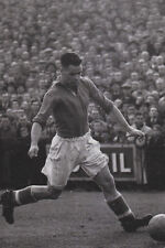Football Photo BILLY LIDDELL Liverpool 1950s