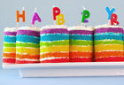 6 Pack Sugarflair Paste Rainbow Cake Colours Edible Gel Icing Food Colouring 25g