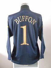 Gianluigi BUFFON #1 ITALIA PORTIERE FOOTBALL SHIRT JERSEY 2004-2006 (L)