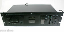 Nakamichi MR-2  2 Head Professional Cassette Deck - Playback is in Fast Speed
