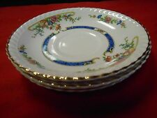 """Great Collectible JOHNSON BROS. """"Old English"""" BY...... Three SAUCERS"""