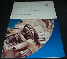 SSP 221 VW Lupo / Polo III Typ 6N2 elektronsiches Schaltgetriebe Stand 08/1999!