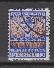 Roltanding 81 gestempeld used NVPH Netherlands Nederland Pays Bas syncopated