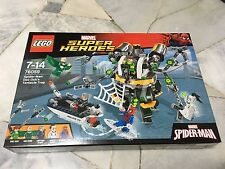 Lego Spider-Man: Doc Ock's Tentacle Trap 76059 New MISB