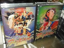 Virtua Figther Round One / Virtua Fighter Round Two (DVD) Anime Works DVDS! NEW!