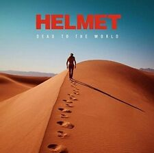 HELMET - DEAD TO THE WORLD   CD NEU